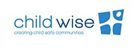 Child wise - creating child safe communities logo